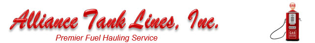 Alliance Tank Lines, Inc. logo